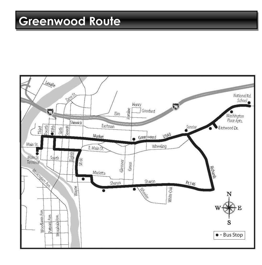 Greenwood Route